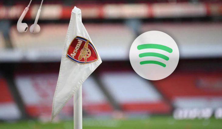 El fundador de Spotify insiste en su búsqueda de comprar al Arsenal