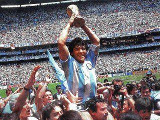 Diego Maradona cumple 60 años