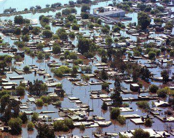 Murió de covid uno de los responsables de la trágica inundación de Santa Fe de 2003