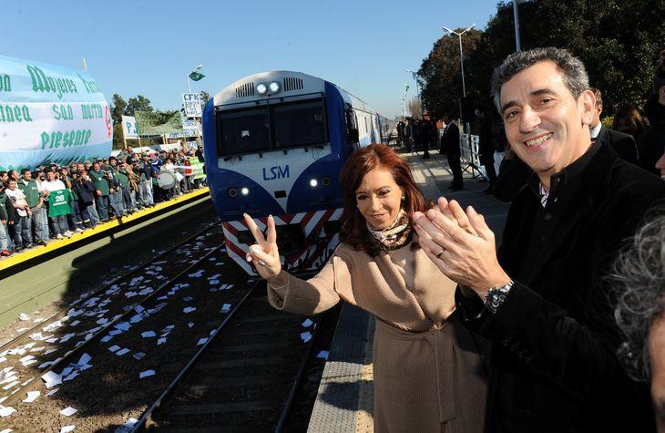 Randazzo advierte: Que nadie se confunda, apoyo la decisión de Cristina