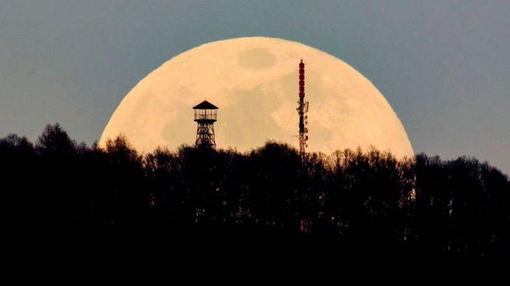 Superluna de marzo 2020: cómo y dónde ver la Luna de Gusano