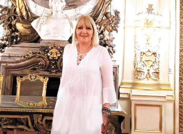 La ex funcionaria Susana Martinengo fue excarcelada
