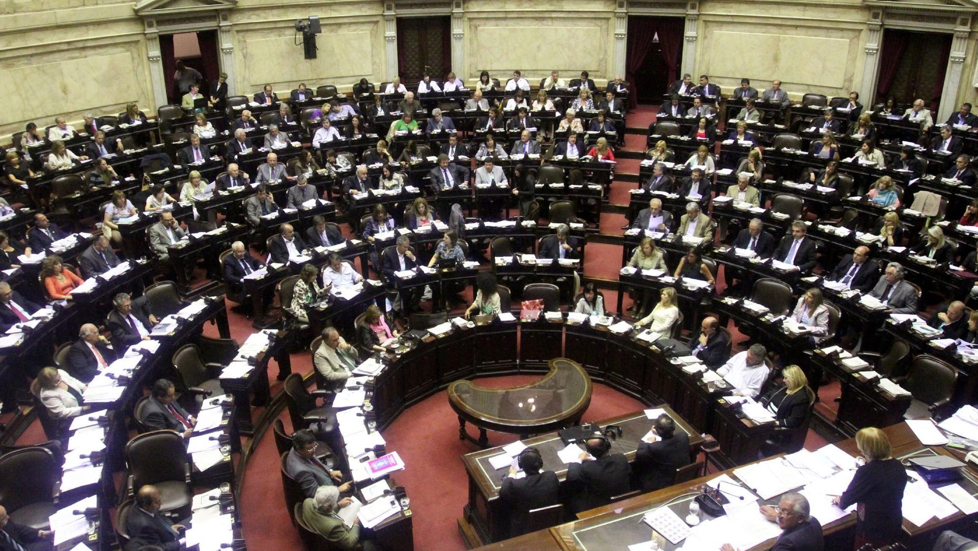 El oficialismo sancionó este jueves la nueva Ley de Hidrocarburos