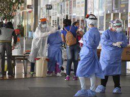 coronavirus en argentina: las nueve provincias que registraron record de contagios