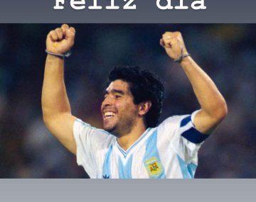 Día internacional del zurdo: todo nos recuerda a Maradona