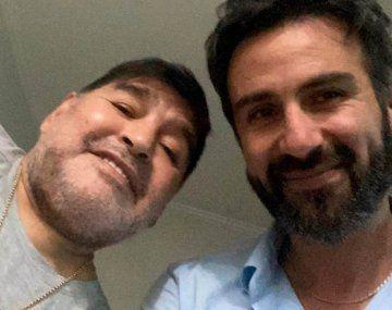 No dejan en paz a Maradona: abogado Stinfale puso en duda las cualidades del doctor Luque