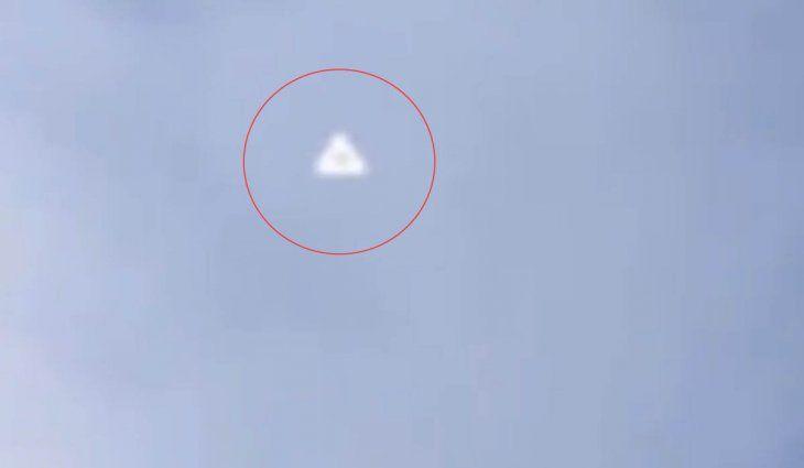 El Pentágono confirmó que el video de un ovni es auténtico