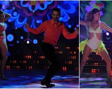Pedro Alfonso y María del Cerro brillaron en la semifinal del Bailando.