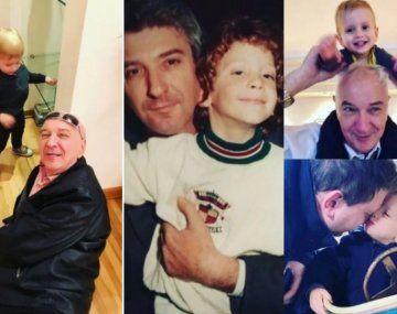 Te extrañamos tanto: Jonatan Viale rompió su silencio tras la muerte de su padre