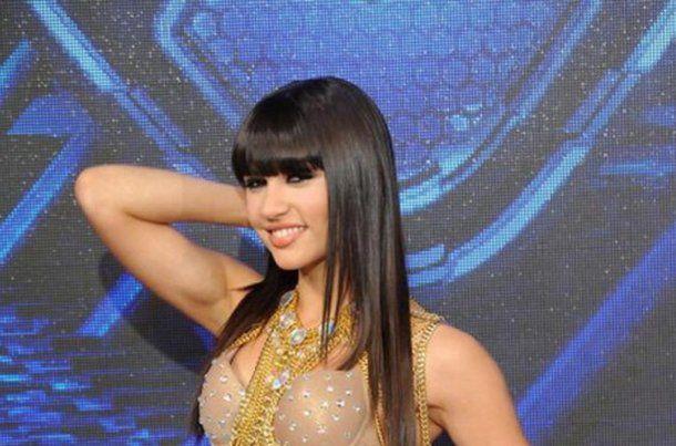 Julieta Anton participó del Bailando por un Sueño en 2016.