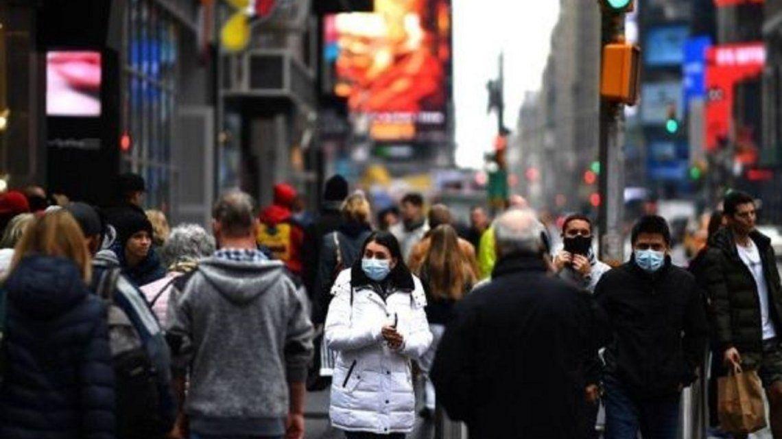 Nuevo récord de muertes por coronavirus en Estados Unidos en un solo día