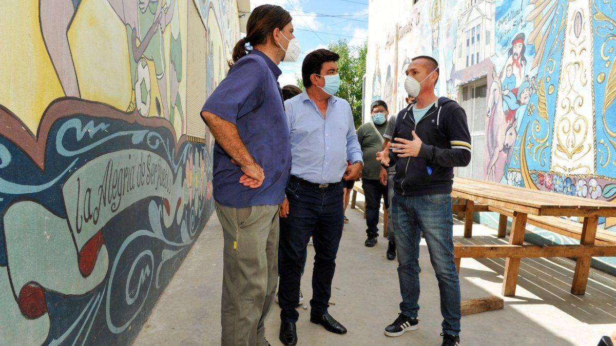 La Matanza inicia la urbanización de barrios populares