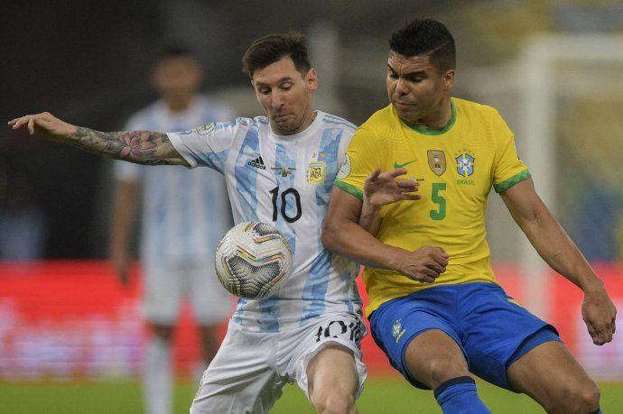 Argentina y Messi, campeones de la Copa América