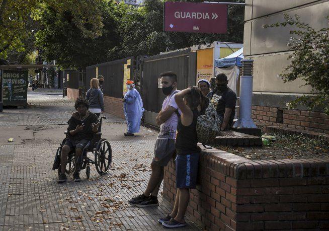 Coronavirus en Argentina: 15.262 nuevos casos y 132 fallecidos en las últimas 24 horas
