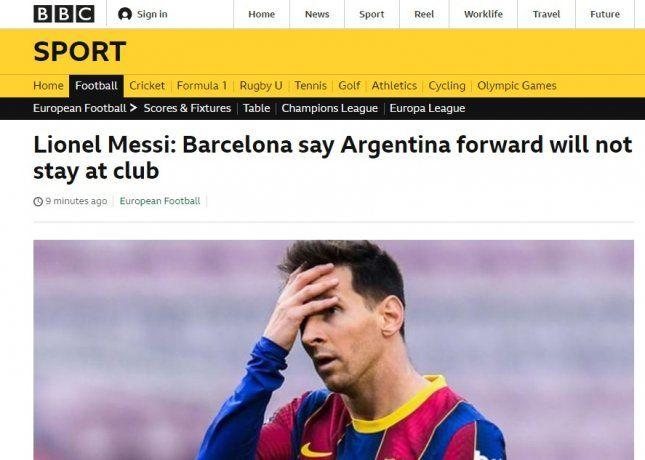BBC Sport (Inglaterra)