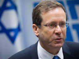 alberto fernandez envio una carta al presidente electo del estado de israel, isaac herzog