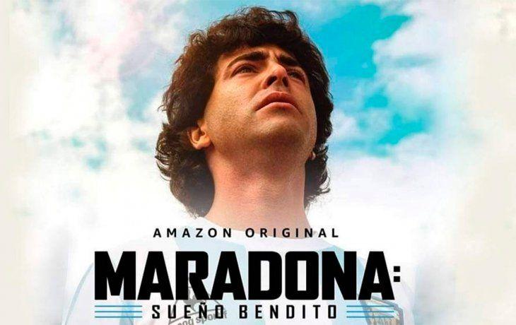 ¿Cómo ver el primer capítulo de la polémica nueva serie sobre la vida de Maradona?