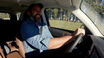 Cómo fue la entrega de la primera Ford Bronco en la Argentina