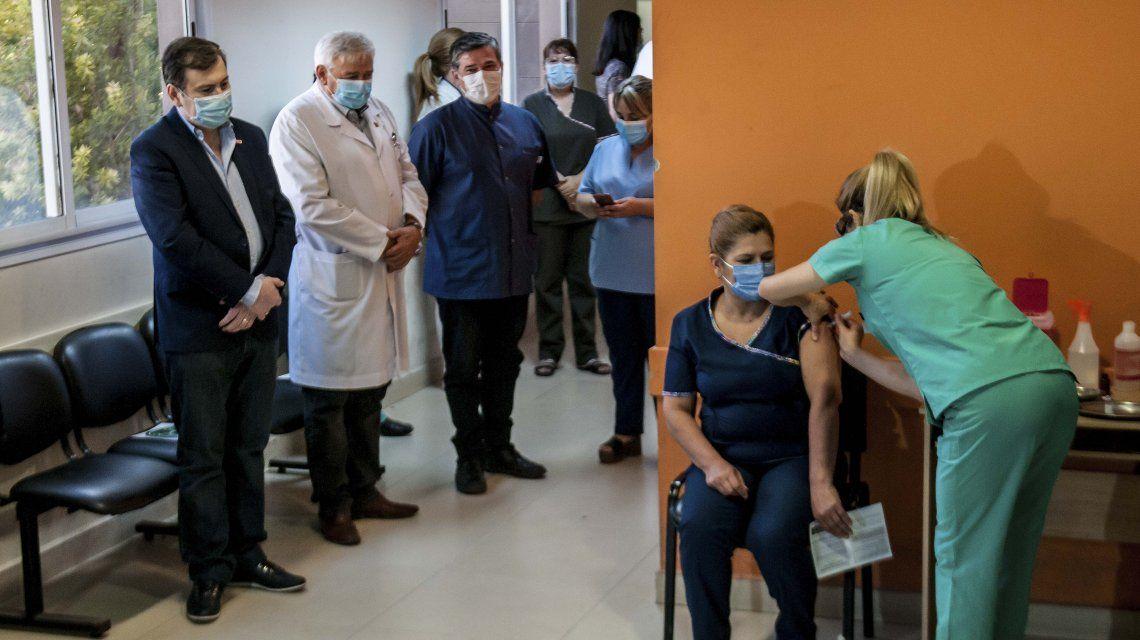 Coronavirus en Argentina: 78 nuevas muertes y 7.808 contagios en las últimas 24 horas