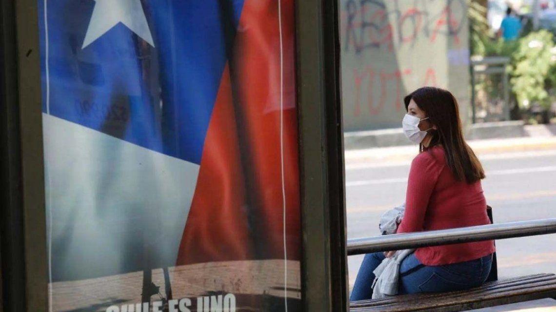 Chile: toda la Región Metropolitana entra en cuarentena desde el sábado