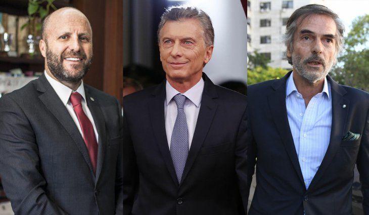 Los jueces Borinsky y Hornos fueron decenas de veces a Olivos a visitar al ex presidente.