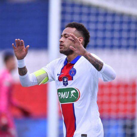 Neymar estrenó su propia skin en Fortnite