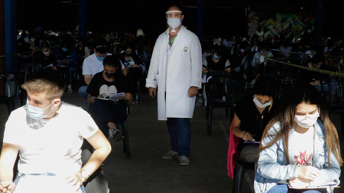 Coronavirus en Argentina: 5.417 casos y 163 muertos en las últimas 24 horas