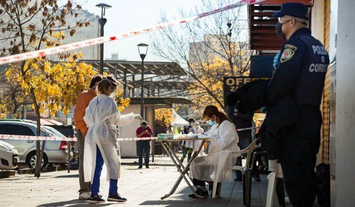 Córdoba: al menos 20 casos de coronavirus en un geriátrico de Calamuchita