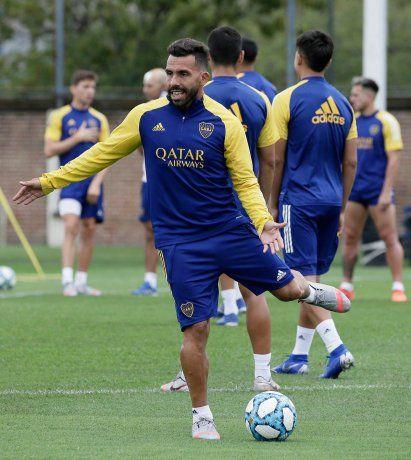 Boca: Carlos Tevez no viaja a La Paz para la Copa Libertadores