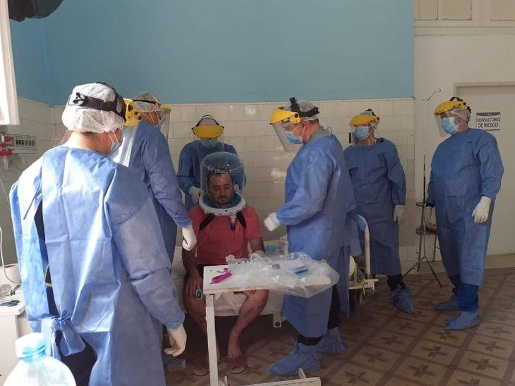 Argentina es el quinto país con más casos de coronavirus, pero en muertes está lejos de los más afectados