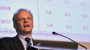 ya no queda en el fmi ninguno de los funcionarios que acordaron el credito stand by con el gobierno de macri