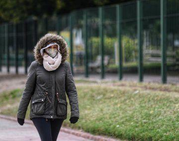 ¿El día más frío del año? Cómo estará el clima este martes