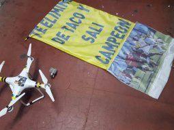 cuanto cuesta un dron como el que destruyo pablo perez