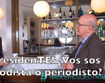 Carolina Losada no le dirá presidenta a Cristina Kirchner