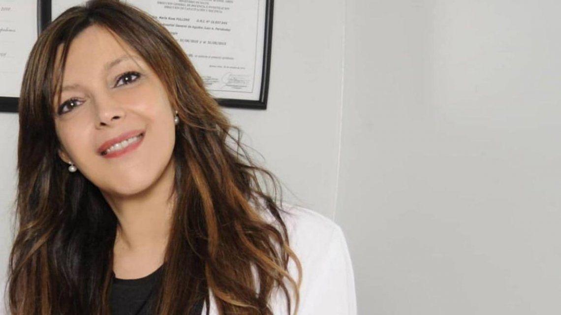 Murió por coronavirus una médica de guardia del Hospital Fernández