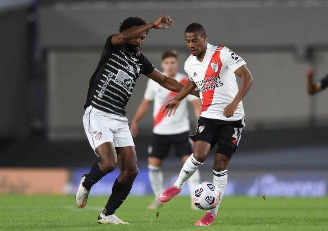 Conmebol confirmó que River jugará en Colombia por Copa Libertadores