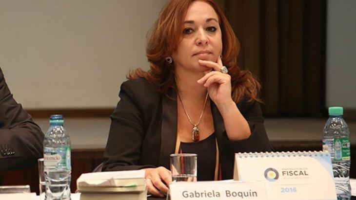La fiscal Gabriela Boquín fue quien dejó al descubierto la maniobra del ex presidente Mauricio Macri