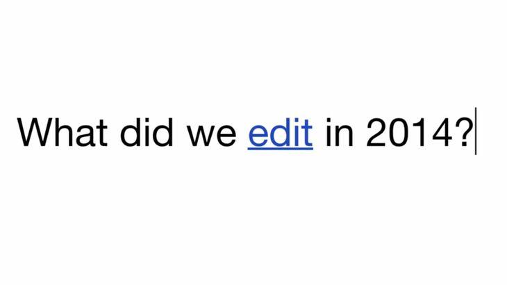 Conocé cuáles fueron los momentos más importantes de 2014 para Wikipedia