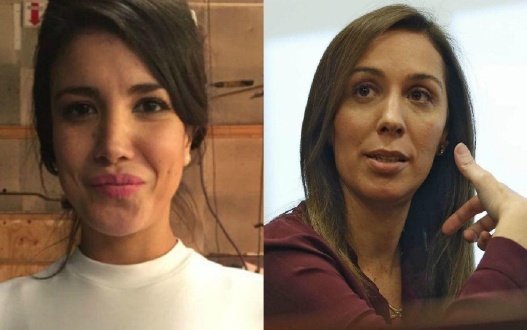 VIDEO: Andrea Rincón le cantó en la cara a Vidal vamos a volver