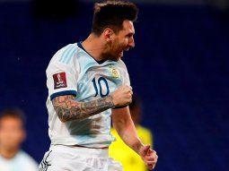 argentina, con dias y horarios para sus proximos partidos de eliminatorias
