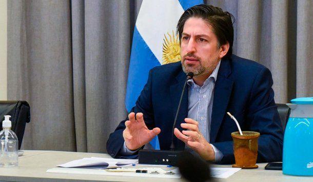 El ministro de Educación Nicolás Trotta