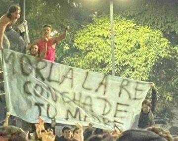 De Dalma Maradona para Matías Morla: Vos y tu mafia van a caer