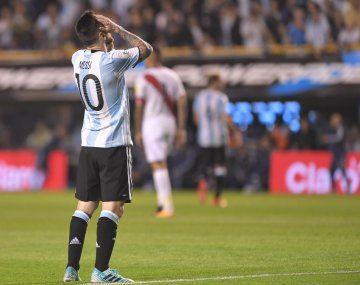 La racha negativa que Lionel Messi intentará romper esta noche ante Perú