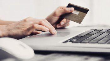 Hay más compras por internet por la pandemia pero con menos gasto