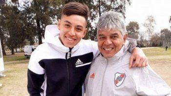 El papá de Marcelo Gallardo, con todas las fichas en un nieto