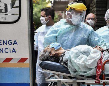 Córdoba reportó un promedio diario de 4.200 contagios de coronavirus en las últimas dos semanas