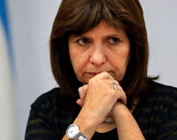 Patricia Bullrich, presidenta del PRO