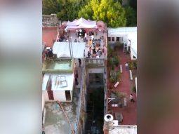 Fiesta clandestina en un hotel de Palermo: los encargados deberán cumplir tareas comunitarias en la Ciudad
