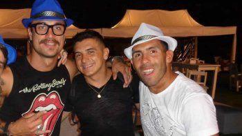 el show de andy, la banda preferida de los futbolistas que toca en fiestas sin protocolos