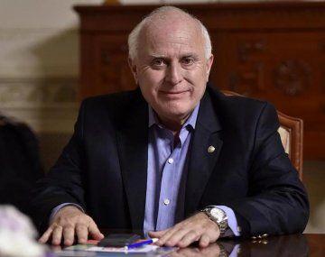 Miguel Lifschitz, ex gobernador de Santa Fe